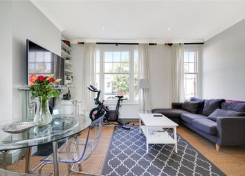 Thumbnail 3 bed flat for sale in Algarve Road, London