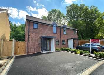 Thumbnail 3 bed semi-detached house for sale in Birdhaven Close, Lighthorne Health, Warwick