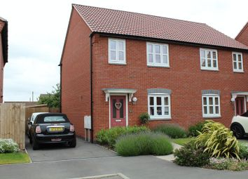 Thumbnail 3 bedroom semi-detached house to rent in Bridgewater Road, Burton-On-Trent