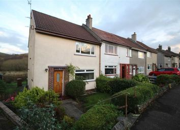 Thumbnail 3 bed end terrace house for sale in Innes Park Road, Skelmorlie, North Ayrshire