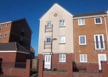 Thumbnail 4 bed end terrace house for sale in Jersey Quay, Port Talbot, Neath Port Talbot.