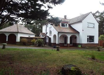 Thumbnail 4 bed detached house for sale in Chilworth, Southampton, Hampshire