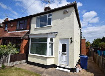 Thumbnail 2 bed semi-detached house to rent in Crompton Avenue, Sprotbrough, Doncaster