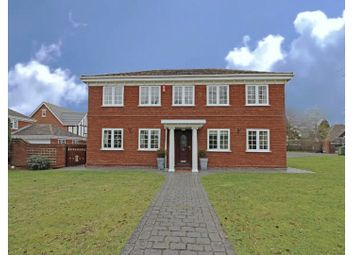 Thumbnail 4 bed detached house for sale in Greenhill Court, Wolverhampton