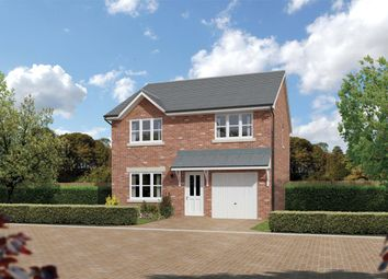 """Thumbnail 4 bedroom detached house for sale in """"Denewood"""" at Troon"""