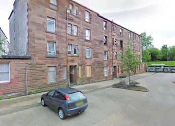 Thumbnail 2 bed flat for sale in Robert Street, Port Glasgow