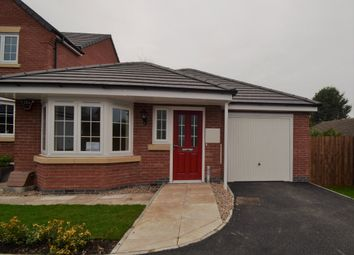 Thumbnail 2 bed detached bungalow for sale in Dent Drive, Thurmaston, Leicester