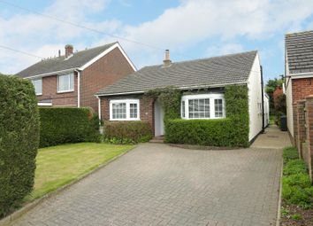 Thumbnail 3 bedroom detached bungalow for sale in Napchester Road, Whitfield, Dover