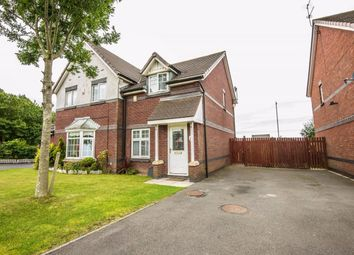 Thumbnail 2 bed semi-detached house to rent in Hosta Close, Liverpool