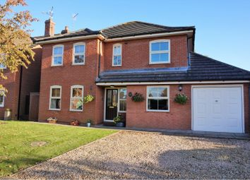 Thumbnail 4 bed detached house to rent in Lavender Drive, Spalding
