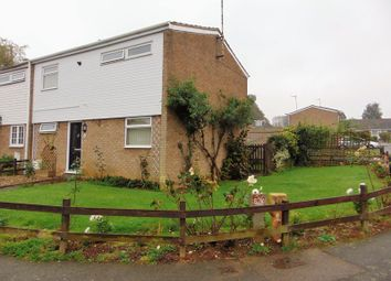 Thumbnail 3 bed end terrace house for sale in The Willows, Daventry