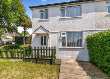 Thumbnail 3 bed semi-detached house for sale in Efford Lane, Plymouth