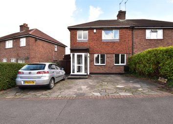 Thumbnail 3 bed semi-detached house for sale in Albert Road, Wilmington, Kent