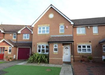 Thumbnail 3 bed semi-detached house for sale in Francis Gardens, Warfield, Bracknell