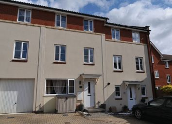Thumbnail 4 bed town house for sale in Snowberry Walk, St George, Bristol