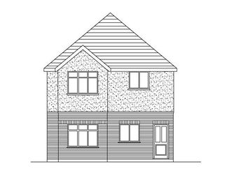 Thumbnail 2 bed property for sale in Folkestone Road, Church Hougham, Dover