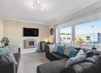 Thumbnail 2 bed flat for sale in Thorn Court, Johnstone, Renfrewshire