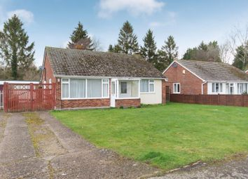 Thumbnail 3 bedroom detached bungalow for sale in Meesons Close, Eastling, Faversham