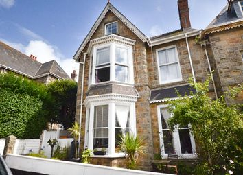 Thumbnail 1 bedroom flat for sale in 17 Morrab Road, Penzance