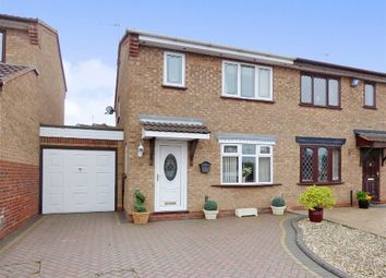 Thumbnail 3 bed semi-detached house for sale in Selsdon Road, Bloxwich, Walsall