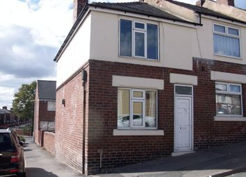 Thumbnail 2 bed terraced house to rent in Orchard Street, Goldthorpe, Rotherham