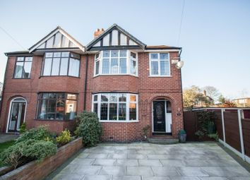 Thumbnail 3 bed semi-detached house for sale in Moorlands Avenue, Urmston
