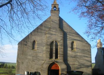 Thumbnail 1 bedroom flat to rent in Old Church, Mulben, Moray