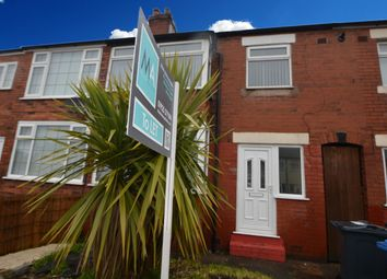Thumbnail 3 bed terraced house to rent in Old Liverpool Road, Warrington