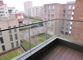 Thumbnail 1 bedroom flat to rent in Connaught Heights, Weaterside Park, Royal Docks, London