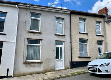 Thumbnail 3 bed terraced house for sale in Dane Street, Merthyr Tydfil
