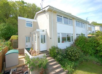 Thumbnail 4 bed semi-detached house for sale in Copse Close, Weston Super Mare
