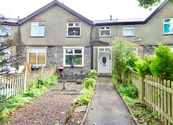 Thumbnail 3 bed terraced house for sale in Ivy Crescent, Burneside, Kendal