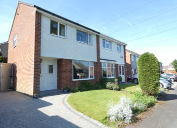 Thumbnail 3 bed semi-detached house for sale in Mallard Close, Stockport