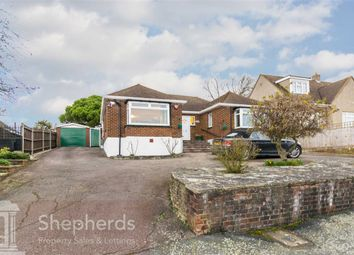 Thumbnail 3 bed detached bungalow for sale in Shooters Drive, Nazeing, Essex
