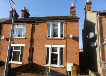 Thumbnail 2 bedroom semi-detached house for sale in Surbiton Road, Ipswich, Suffolk