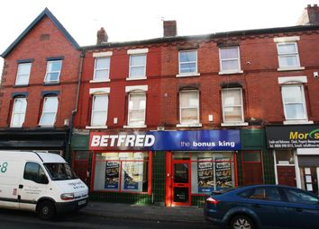 Thumbnail 1 bed flat to rent in Lawrence Road, Wavertree, Liverpool