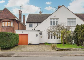 Thumbnail 4 bed semi-detached house for sale in St. Fabians Drive, Chelmsford, Essex