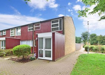 Thumbnail 3 bed end terrace house for sale in Millfield, New Ash Green, Longfield, Kent