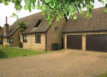 Thumbnail 5 bed detached house to rent in The Willows, Glinton