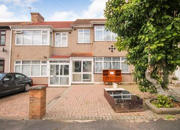 Thumbnail 3 bed terraced house for sale in Lynton Avenue, Romford