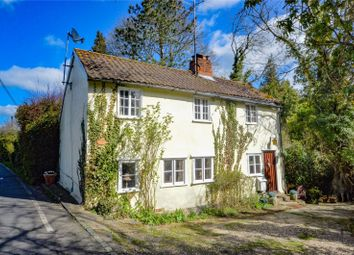 Thumbnail 3 bed detached house for sale in High Street, Hempstead, Nr Saffron Walden, Essex