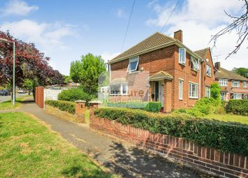 Thumbnail 3 bed semi-detached house for sale in Cheviot Close, Luton