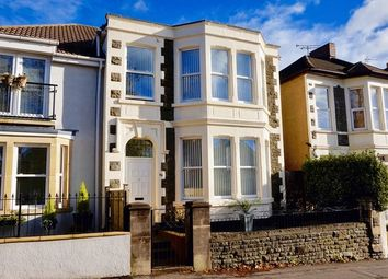 Thumbnail 3 bed semi-detached house for sale in Lodge Road, Kingswood, Bristol