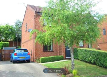 Thumbnail 2 bed semi-detached house to rent in Fiskerton Way, Oakwood, Derby