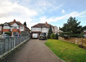 Thumbnail 5 bedroom semi-detached house for sale in Monyhull Hall Road, Kings Norton, Birmingham