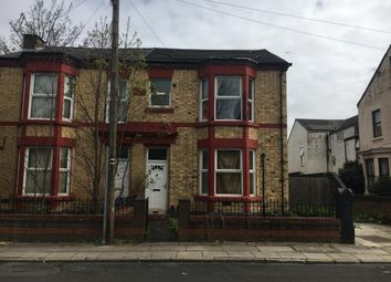 Thumbnail 3 bed semi-detached house for sale in Freehold Street, Fairfield, Liverpool