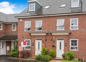 Thumbnail 4 bed terraced house for sale in Halliwell Court, Elworth, Sandbach, Cheshire