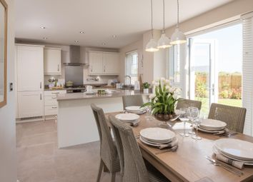 """Thumbnail 4 bed detached house for sale in """"Radleigh"""" at Beech Croft, Barlby, Selby"""