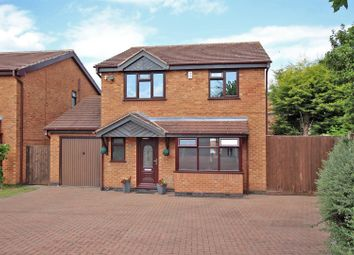 Thumbnail 4 bed detached house for sale in Wallace Avenue, Carlton, Nottingham