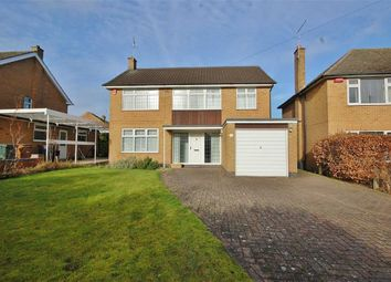 Thumbnail 4 bed detached house for sale in Swinton Rise, Ravenshead, Nottingham